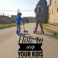 How to stop your kids from fighting?