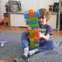 Benefits of playing with blocks for the preschooler