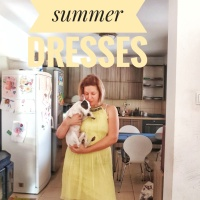 My favorite summer dresses