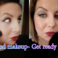 Coffee and makeup- Get ready with me