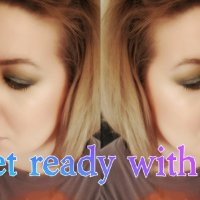 Coffee and makeup-Get ready with me
