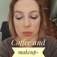 Coffee and makeup- contouring 101