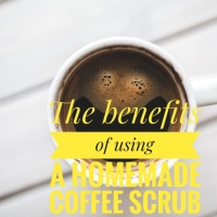 The benefits of using a homemade coffee scrub