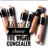 Coffee and makeup- choosing the right concealer