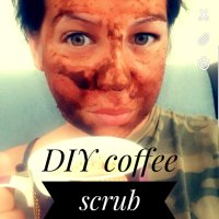 DIY coffee scrub recipes